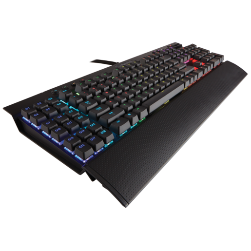 Corsair Gaming K95 RGB Mechanical Gaming Keyboard — Cherry MX Red (NA) (Refurbished)