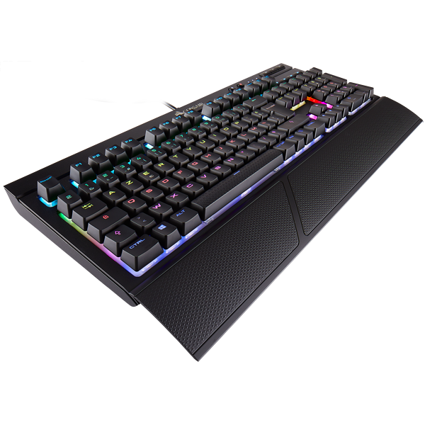 Clavier gaming mécanique K68 RGB — CHERRY® MX Red (FR)