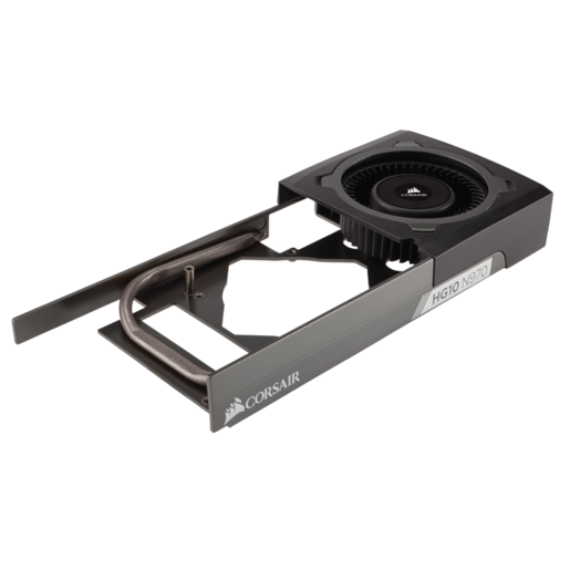 Hydro Series™ HG10 N970 GPU Liquid Cooling Bracket