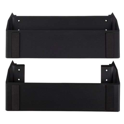 Graphite Series™ 760T Rear & Front Case Feet, Black