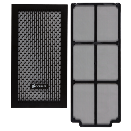 Obsidian Series™ 450D Front & Bottom Dust Filter