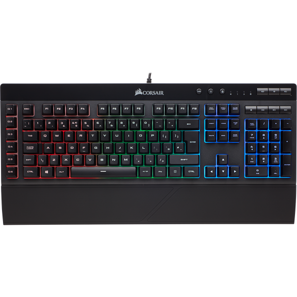 K55 RGB Gaming Keyboard (UK)