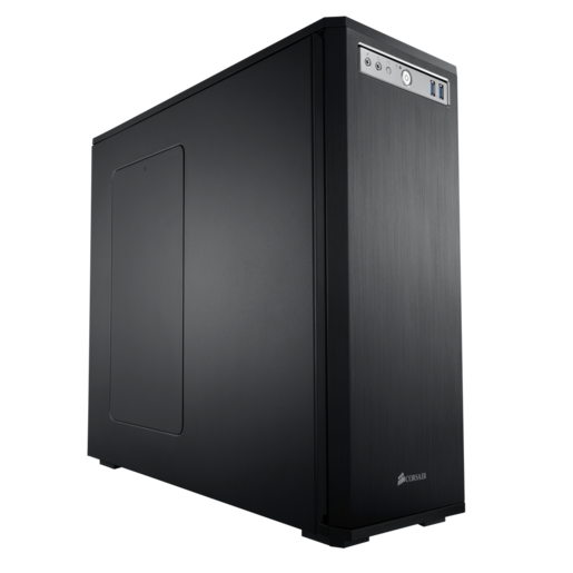 Obsidian Series™ 550D Mid-Tower Quiet Case (Refurbished)