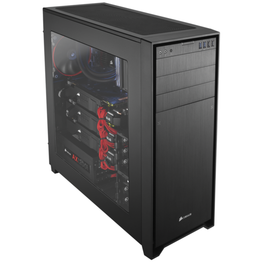 Obsidian Series™ 750D Full Tower ATX Case (Refurbished)
