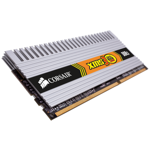 XMS3 DHX — 2GB Dual Channel DDR3 Memory Kit
