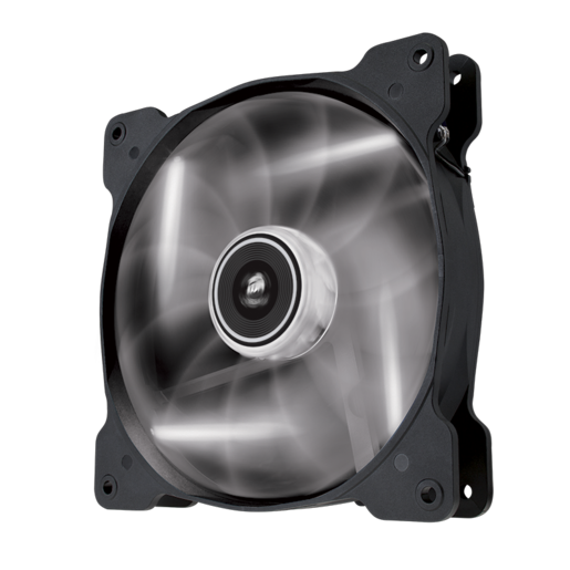 Air Series™ SP140 LED White High Static Pressure 140mm Fan