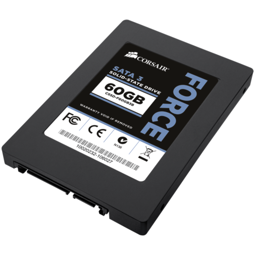 Force Series™ 3 60GB SATA 3 6Gb/s Solid-State Hard Drive