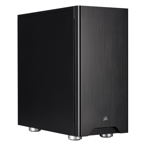 Case mid-tower gaming Carbide Series 275Q silenzioso, nero