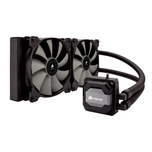 Hydro Series™ H110i GT 280mm Extreme Performance Liquid CPU Cooler