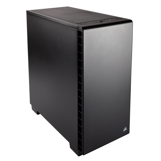 Carbide Series™ Quiet 400Q Compact Mid-Tower Case