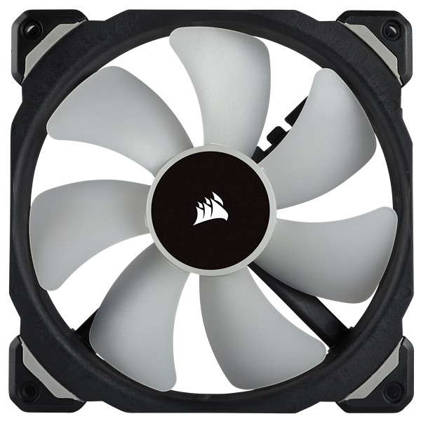 Hydro Series H115i RGB Platinum Replacement Fan, 140mm, 2000RPM