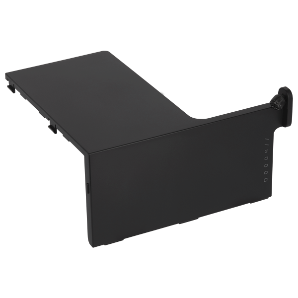 5000D/5000D AIRFLOW PSU Shroud Extension Cover, Black