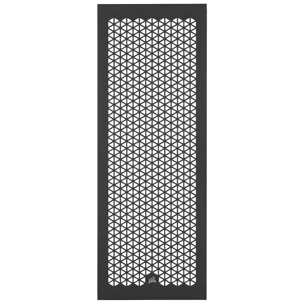 5000D AIRFLOW Front Airflow Panel, Black
