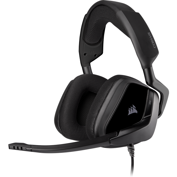 VOID ELITE STEREO Gaming Headset — Carbon